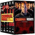 Criminal Minds: Seasons 1-5