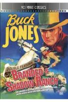 Buck Jones Western Double Feature, Vol. 1