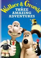 Wallace & Gromit In Three Amazing Adventures