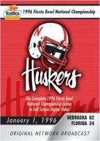1996 Nebraska National Championship