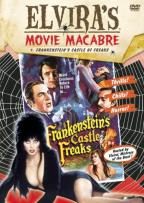 Elvira's Movie Macabre - Frankenstein's Castle of Freaks