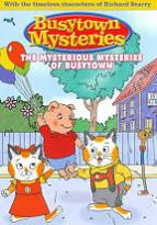 Hurray for Huckle!: The Mysterious Mysteries of Busytown