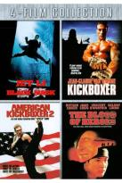 Black Mask/Kickboxer/American Kickboxer 2/Blood of Heroes