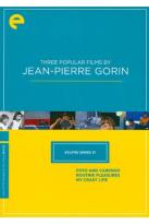 Three Popular Films by Jean-Pierre Gorin