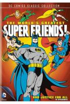 World's Greatest Super Friends!: And Justice for All