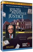 Court TV - Dominick Dunne's Power Privilege And Justice - 2 Volume Saga Set
