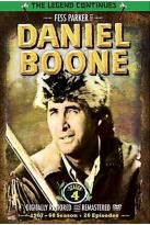 Daniel Boone - The Complete Fourth Season