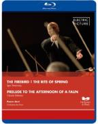 Paavo Jarvi/Orchestre de Paris: The Firebird/The Rite of Spring/Prelude to the Afternoon of a Faun