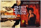 Transporter 2/Kiss of the Dragon