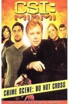 CSI: Miami - The Complete Fourth Season