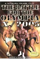 Battle for the Olympia 2005
