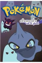 Pokemon Elements, Vol. 9: Ghost
