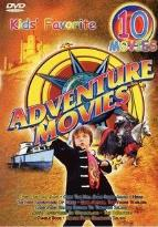 Kids' Favorite Adventure Movies - Ten Movie Collection On Five DVDS