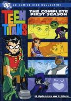 Teen Titans - The Complete First Season