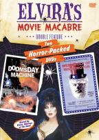 Elvira's Movie Macabre - Doomsday Machine/Werewolf of Washington