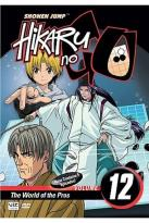 Hikaru No Go - Vol. 12: The World Of The Pros