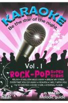 Karaoke: Rock - Pop Super Stars, Vol. 1