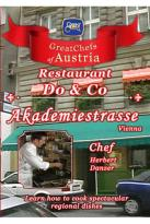 Great Chefs of Austria: Chef Herbert Danzer - Vienna Restaurant Do & Co Akademiestrasse