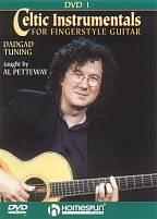 Celtic Instrumentals for Fingerstyle Guitar Volume 1: DADGAD Tuning - Al Petteway
