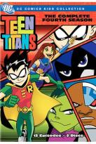 Teen Titans - The Complete Fourth Season
