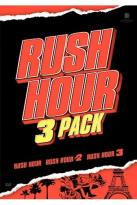 Rush Hour 1-3 Special Edition Set