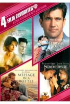 Love Stories Collection: 4 Film Favorites