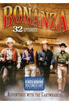 Bonanza: 32 Episodes/Adventures with the Cartwrights