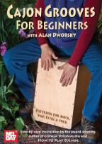 Alan Dworsky: Cajon Grooves for Beginners