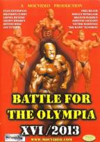 Battle for the Olympia XVI/2013