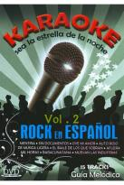 Karaoke: Rock en Espanol, Vol. 2