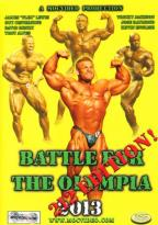 Battle for the Olympia 2013: 212 Edition!
