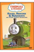 Thomas & Friends - Races, Rescues, and Runaways and Other Thomas Adventures