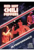 Red Hot Chili Peppers - In Performance