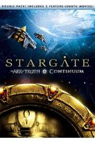 Stargate: The Ark of Truth/Stargate: Continuum Double Feature