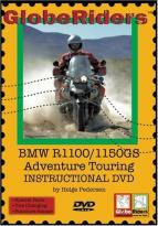 GlobeRiders BMW R1100 / 1150GS Adventure Touring Instructional DVD