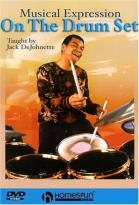 Jack DeJohnette Teaches Musical Expression on the Drum Set