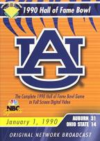 1990 Hall of Fame Bowl - Auburn Classics
