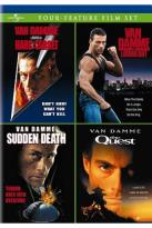 Van Damme Action Pack Quadruple Feature