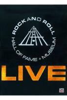 Rock and Roll Hall of Fame + Museum: Live
