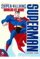 Superman Super-Villains: Worlds at War!