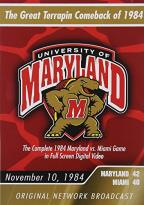 1984 Maryland vs. Miami