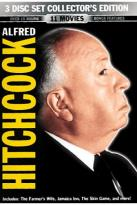 Alfred Hitchcock - 3-Disc Set Collector's Edition