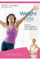 Stott Pilates - Weight Loss 3 Pack