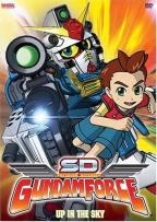 Superior Defender Gundam Force - Vol. 5: Up In The Sky