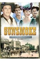 Gunsmoke - The Third Season, Volume One