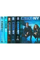 CSI: NY - Seasons 1-5