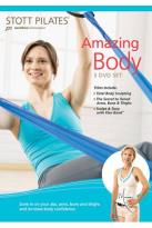 Stott Pilates - Amazing Body 3 Pack