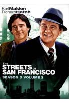 Streets of San Francisco: Season Five, Vol. 2
