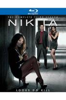 Nikita - The Complete Third Season