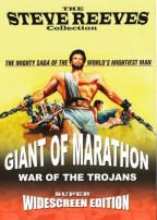 Giant of Marathon/War of the Trojans